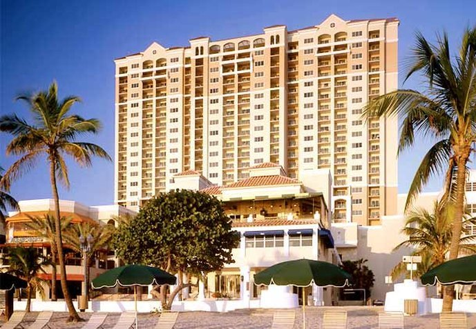 Marriott's BeachPlace Towers em Fort Lauderdale