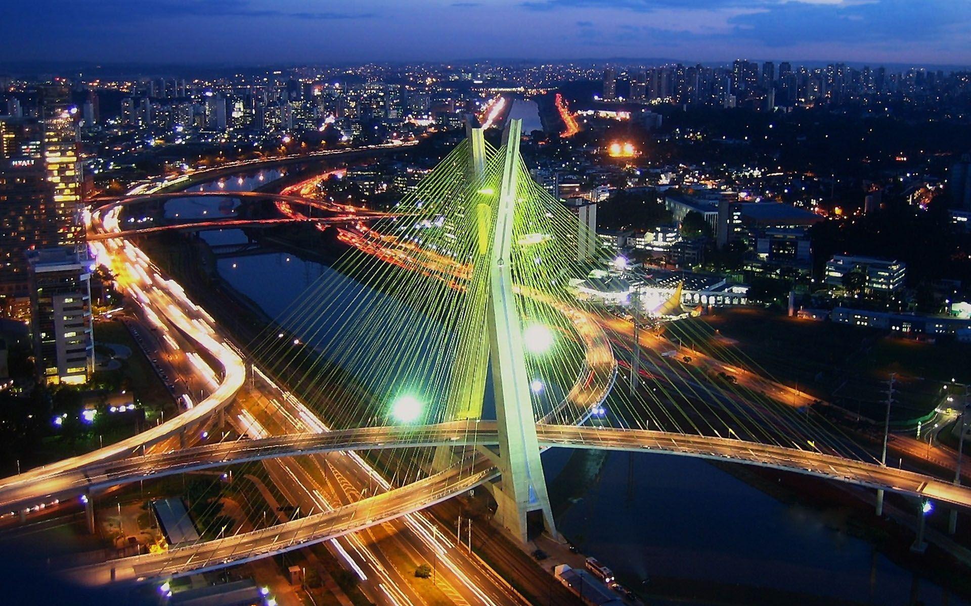 Bem Vindo a Sao Paulo
