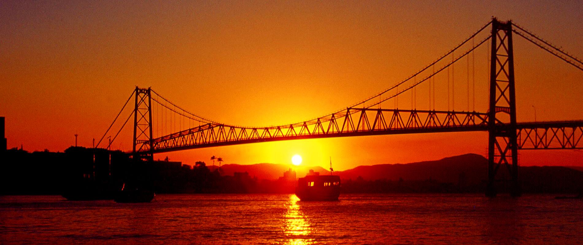 Bem vindo a Florianópolis