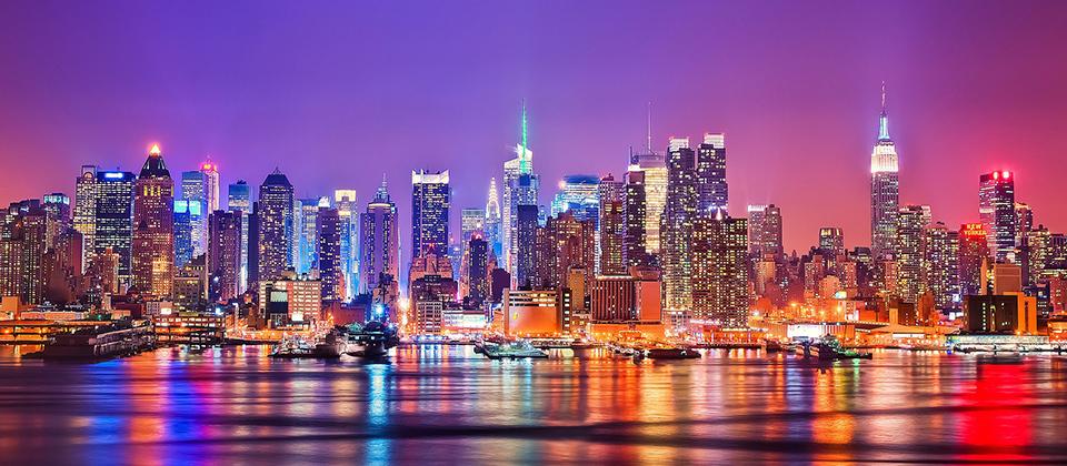 Bem Vindo a NYC