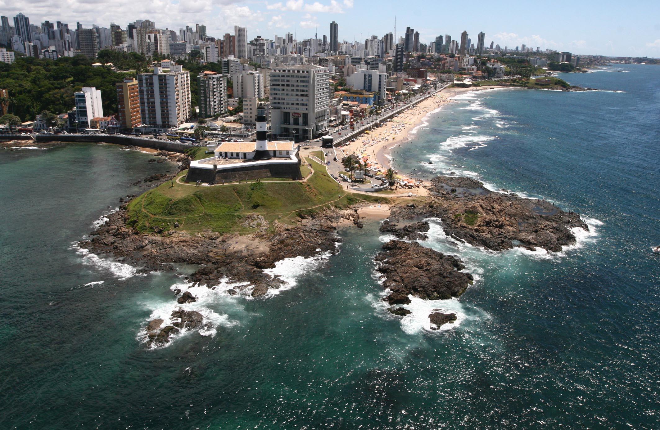 Turismo na Bahia em Salvador