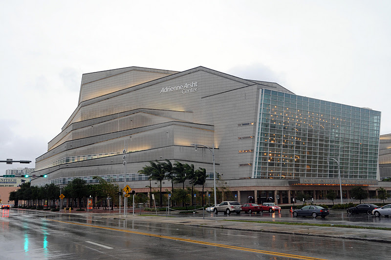Teatro Adrienne Arsht Center for the Performing Arts