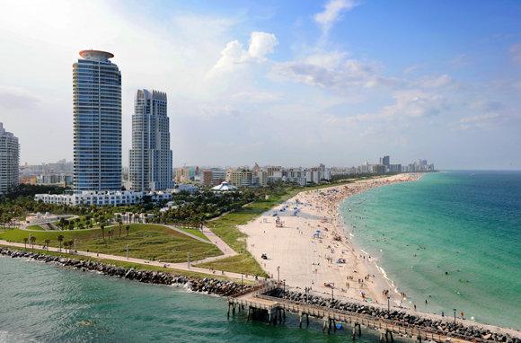 11 praias americanas para quem curte todo tipo de festa