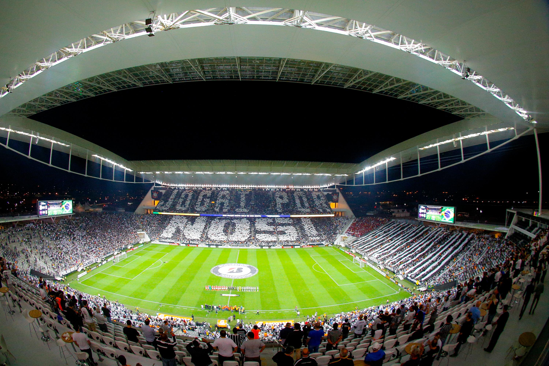 Arena Corinthians, Uma das mais belas do mundo