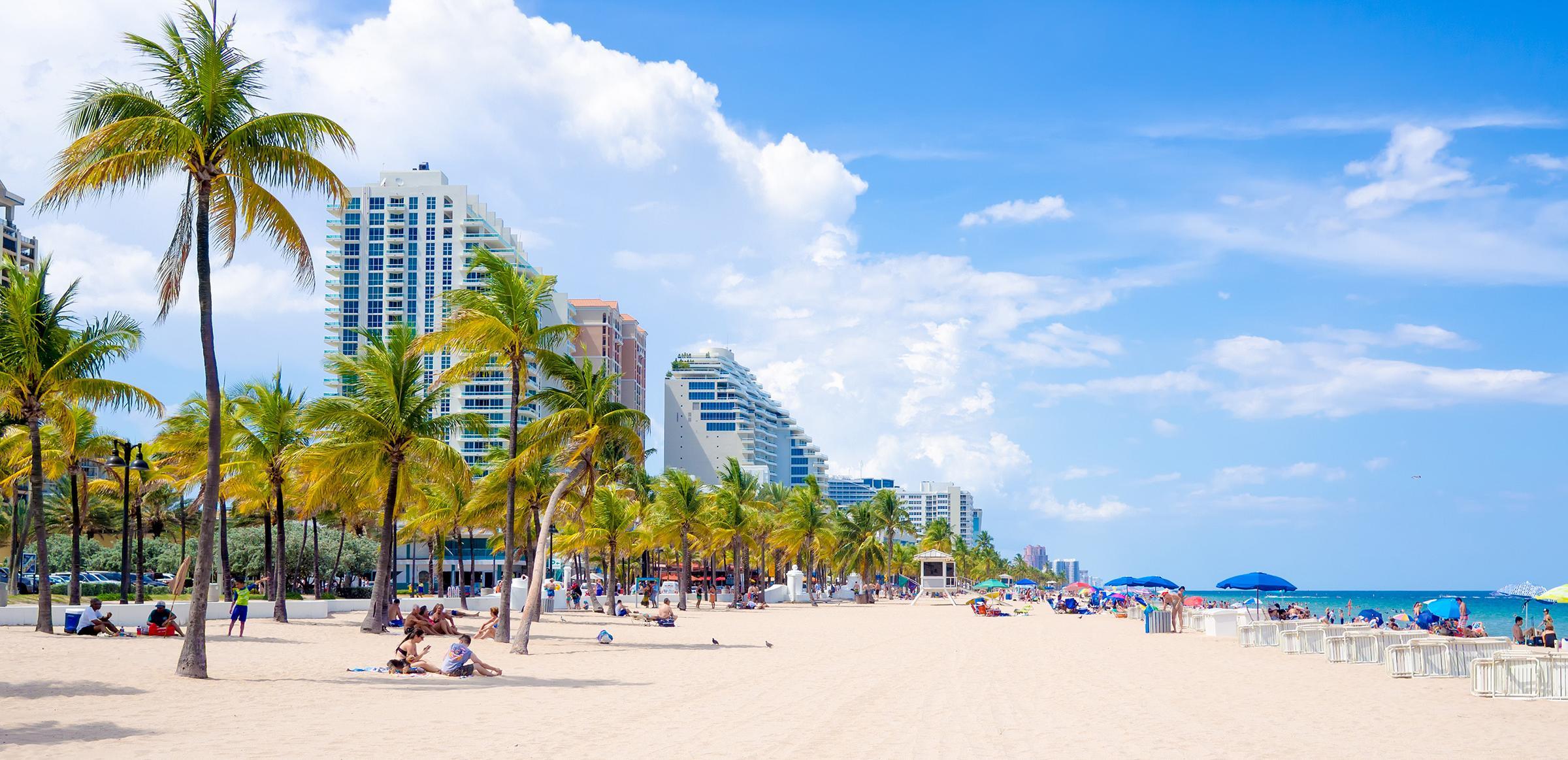Bem Vindo a Fort Lauderdale