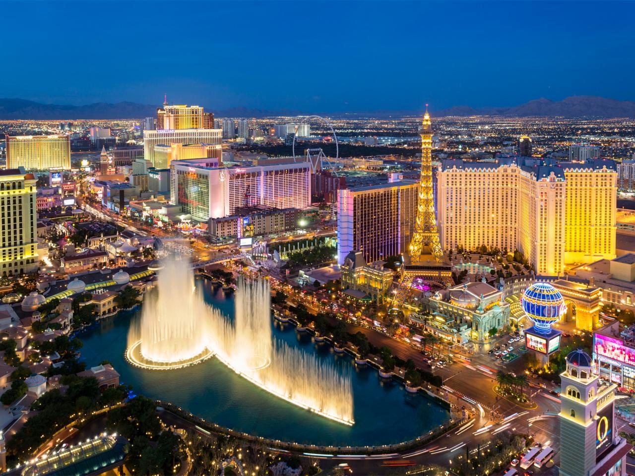 Bem vindo a Las Vegas