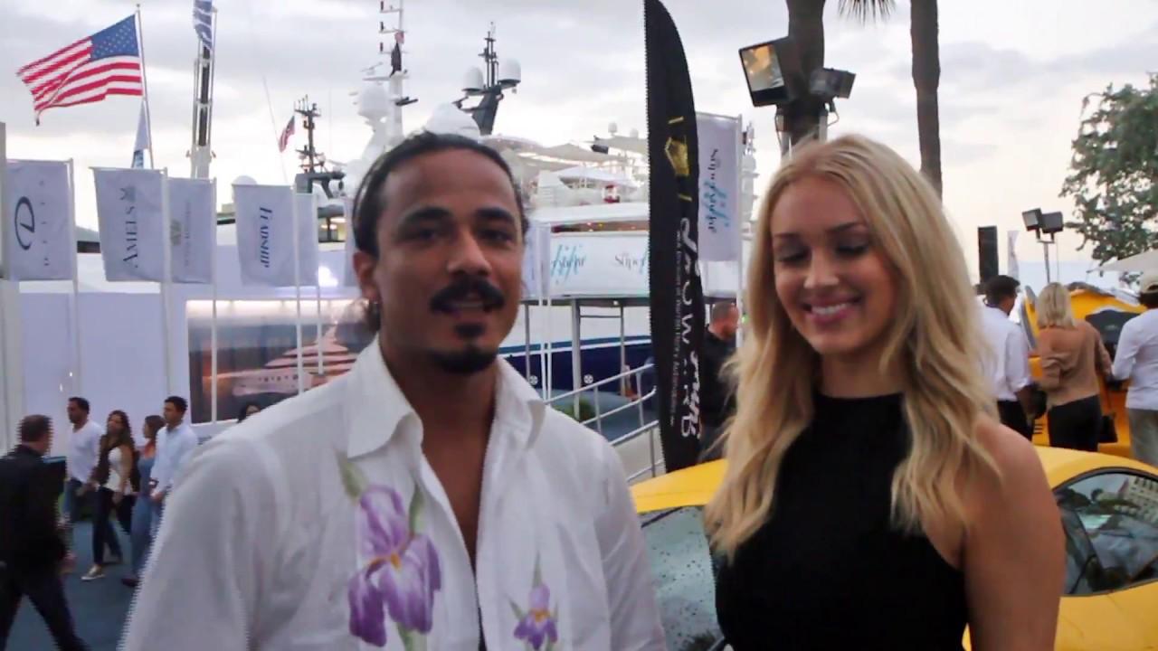 Boat Show em Fort Lauderdale com Wanderson Santos