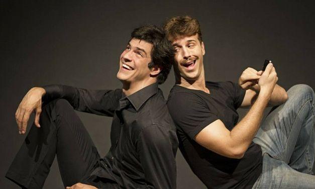 Espetáculo na Florida com Mateus Solano e Miguel Thiré