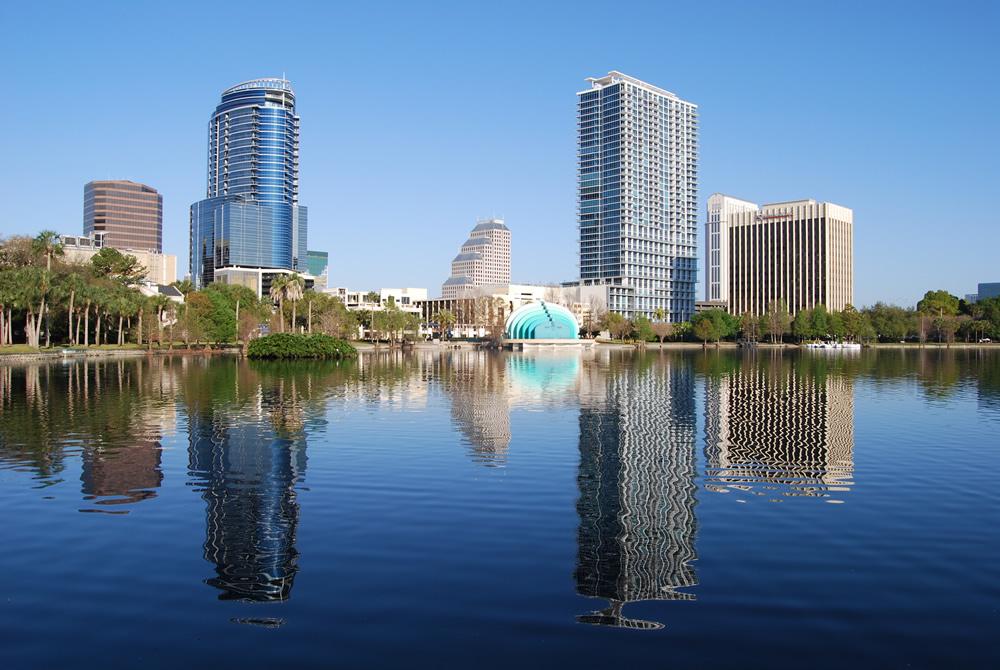 Imóveis em Orlando na Florida.