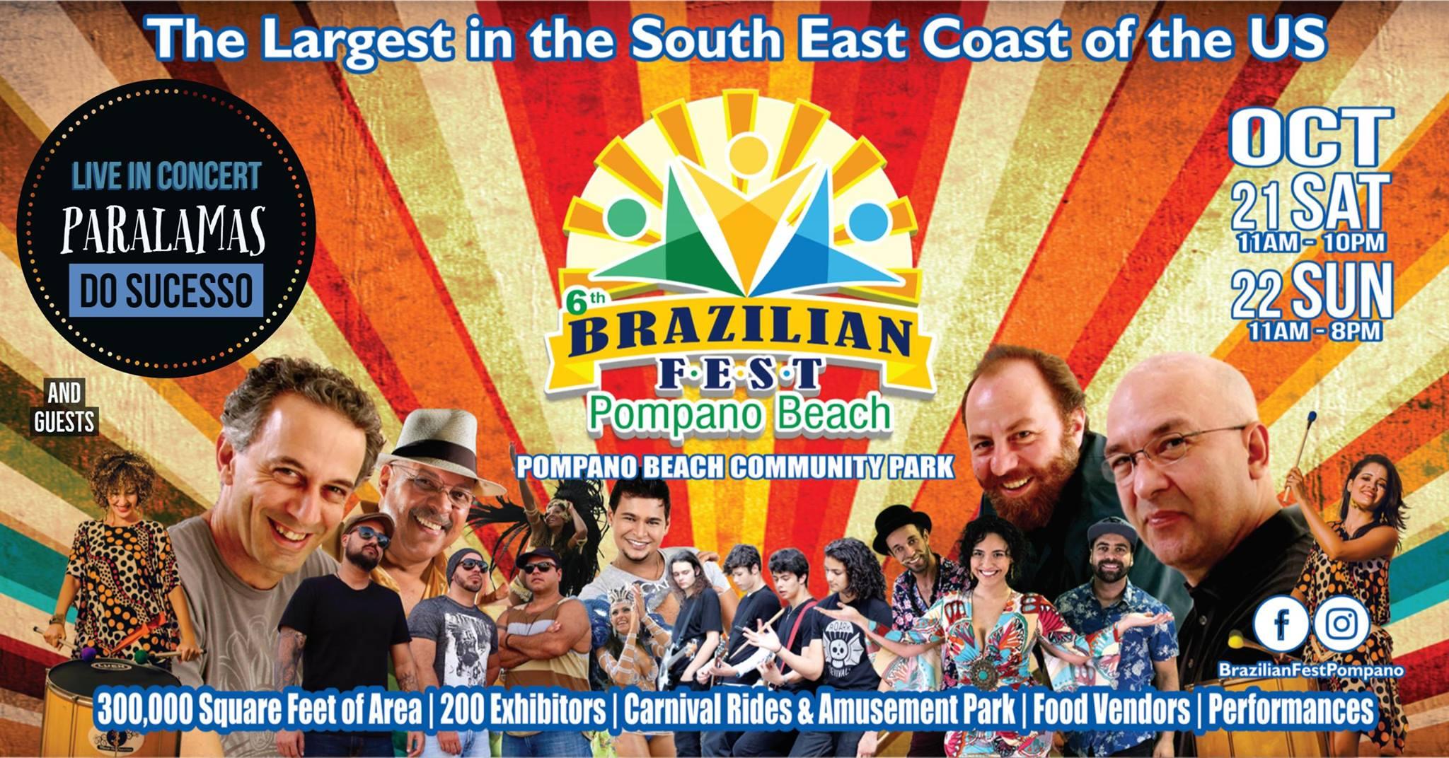 Brazilian Fest em Pompano Beach