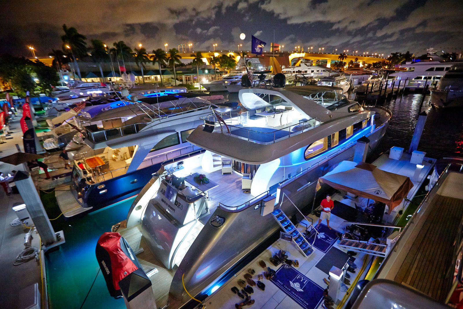 Fort Lauderdale Boat Show 2019