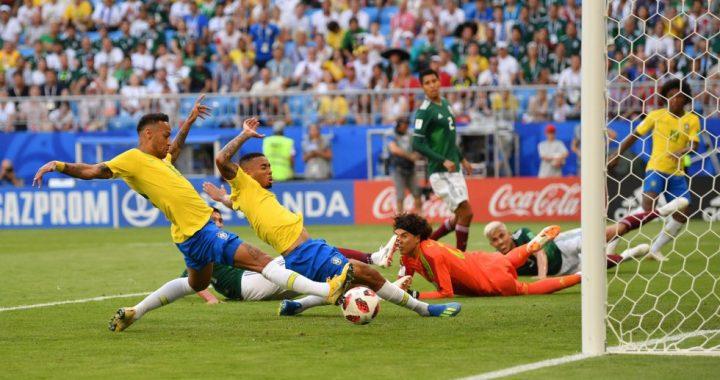 COPA DO MUNDO 2018 – Brasil 2 x 0 México – Melhores Momentos