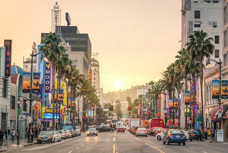 Bem Vindo a Los Angeles California