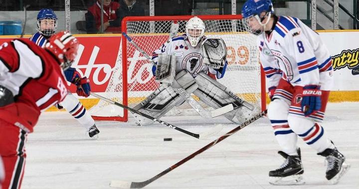 Hockey no Gelo