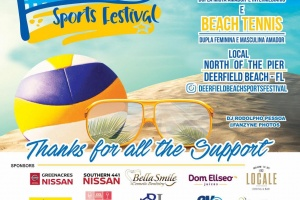 Um dos Eventos mais esperados em Deerfield Beach